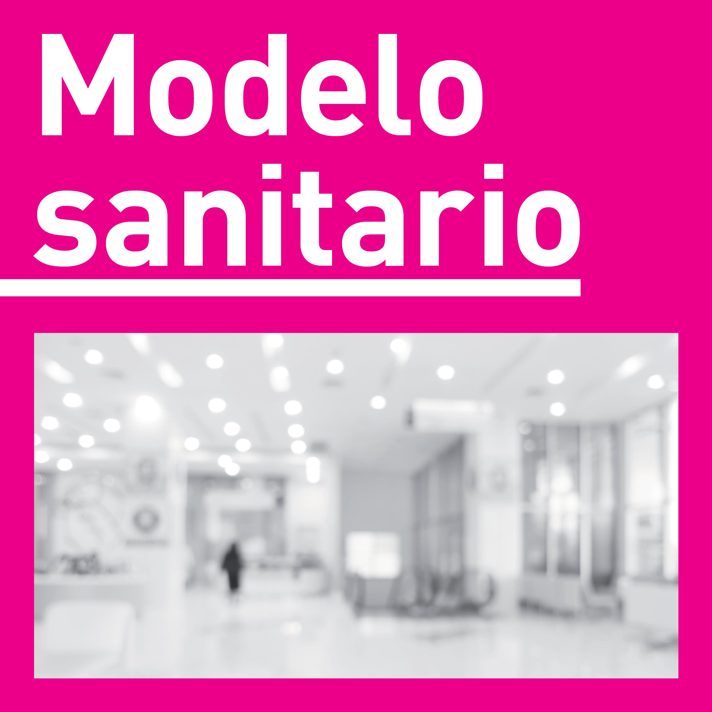 Modelo sanitario
