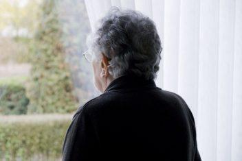 Soledad mujeres mayores